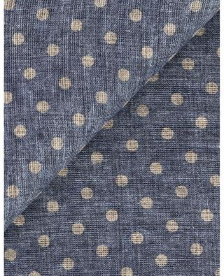 Pianosa 23 reversible scarf dots and checks ROSI COLLECTION