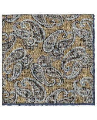 Einstecktuch aus Seide mit Paisley-Print Easy ROSI COLLECTION
