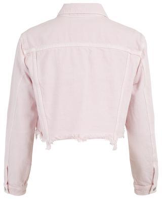 Frayed jeans jacket J BRAND