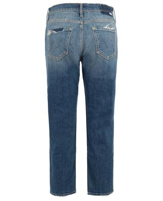 The Tomcat We All Scream cropped jeans MOTHER