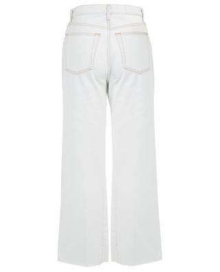 Weite verkürzte Jeans Wide Leg Crop Bleach Light RE/DONE