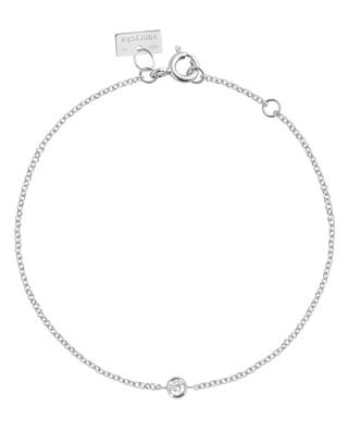 Bracelet en or blanc avec diamant One VANRYCKE