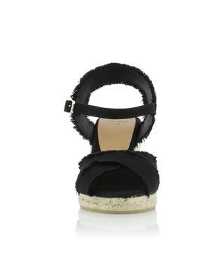 Sandales compensées esprit espadrille Bromelia CASTANER