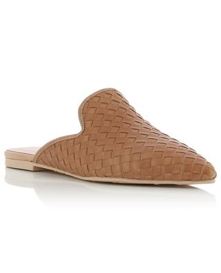 Ella woven leather mules PRETTY BALLERINAS