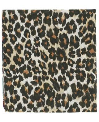 HAWN cotton and silk scarf PIERRE LOUIS MASCIA