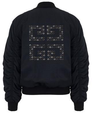 Givenchy 4G nylon bomber jacket GIVENCHY