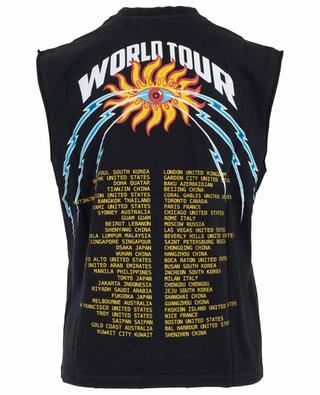 T-shirt sans manches World Tour GIVENCHY