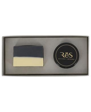 N°154 + N°500 soap and facial mask set RES