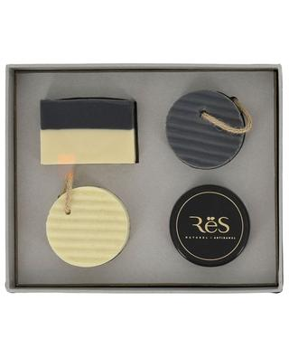 Pin Sylvestre soap and mask set RES