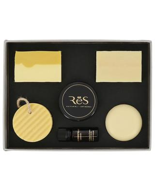 Agrumes soap set RES