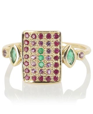 2 Victoria Rouge gold ring SOPHIE D'AGON