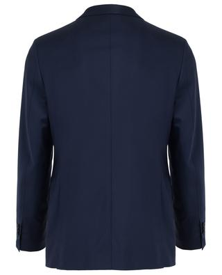 Tasmanian Wool Drop 6 R wool suit NAPOLI COUTURE