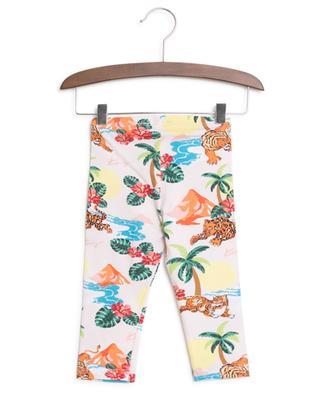 Hawai printed leggings KENZO