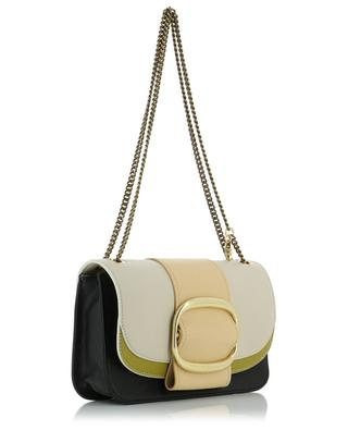 Hopper tricolour shoulder bag SEE BY CHLOE