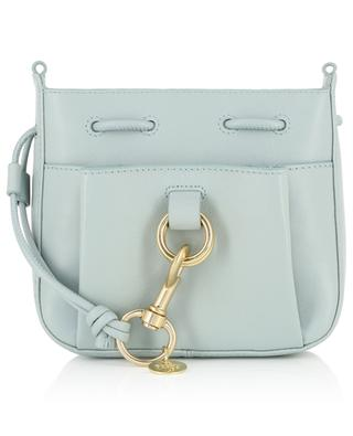 Tony Small grained leather bucket bag SEE BY CHLOE