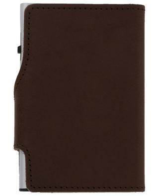 Dakota smooth leather card-holder TRU VIRTU