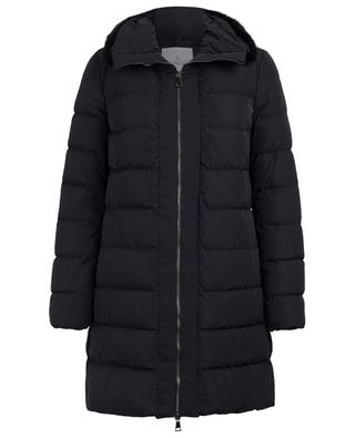 Linotte down jacket with fur MONCLER
