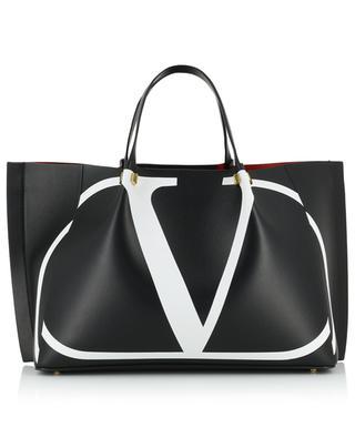 Shopper aus Leder VLOGO Escape Medium VALENTINO