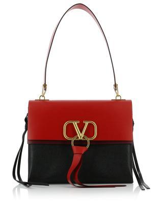 VRING Medium bicolour shoulder bag VALENTINO