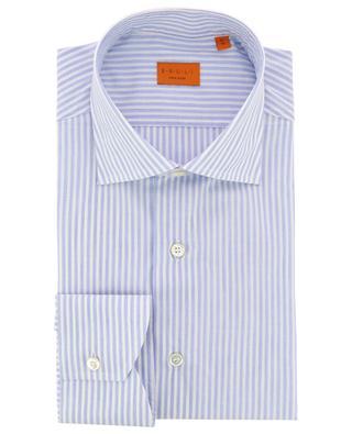 Gestreiftes Hemd aus Baumwolle BRULI