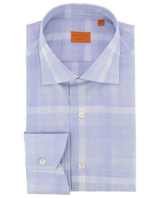 Check cotton shirt BRULI