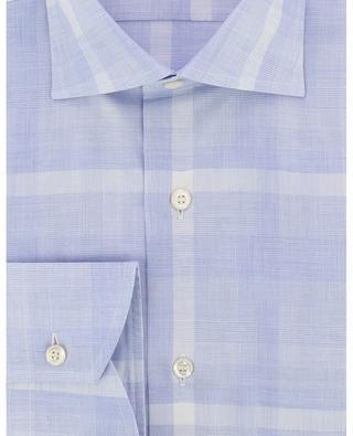 Kariertes Hemd aus Baumwolle BRULI