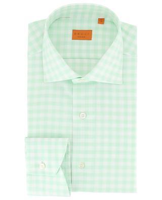 Gingham check shirt BRULI