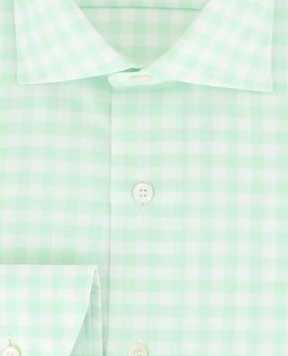 Hemd mit Vichykaros BRULI