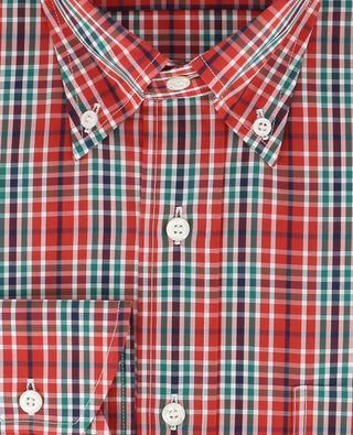Chemise à carreaux Heritage BRULI
