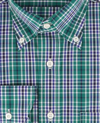 Heritage checked shirt BRULI