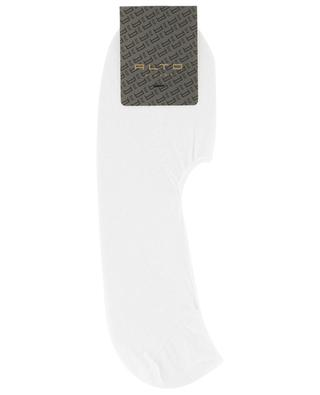 Ghost cotton blend ankle socks ALTO