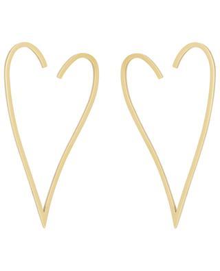 Boucles d'oreilles Big Heart THEGOLDLOVESHOP