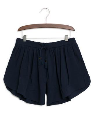 Shorts aus Viskose CHLOE