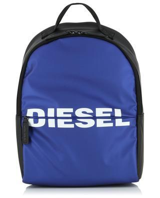 Sac à dos bicolore en PVC avec logo Bold DIESEL