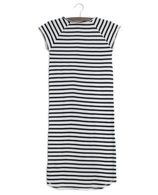Gestreiftes Kleid aus Baumwolle ZADIG & VOLTAIRE