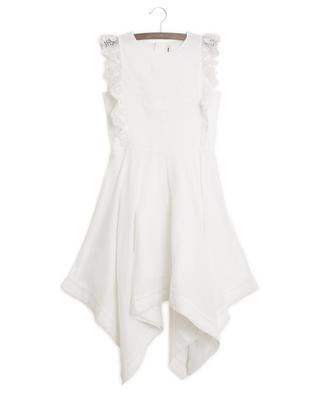 Carine sleeveless embroidered dress with lace ZADIG & VOLTAIRE