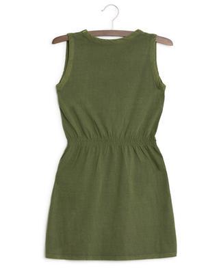 Ärmelloses Kleid mit Slogan Hildana ZADIG & VOLTAIRE