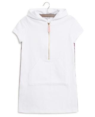 Sweatkleid mit Logoprint LITTLE MARC JACOBS
