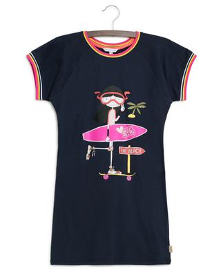 Robe T-shirt imprimée LITTLE MARC JACOBS