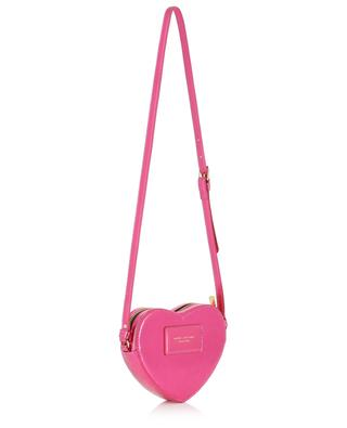 Heart-shaped crossbody bag LITTLE MARC JACOBS