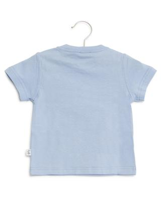 Printed cotton T-shirt IL GUFO