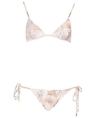 Bikini avec perles dorées Verona MELISSA ODABASH