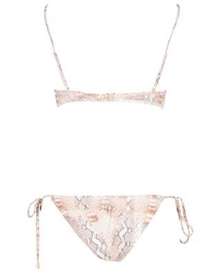 Verona bikini with golden beads MELISSA ODABASH