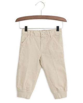 Pantalon en gabardine IL GUFO