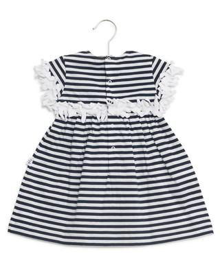 Striped cotton dress IL GUFO