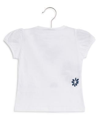 T-shirt aus Baumwolle mit Print IL GUFO