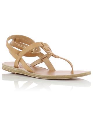 Sandalen aus Leder Estia Links ANCIENT GREEK SANDAL