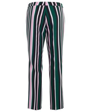 Pantalon rayé légèrement évasé Fame CAMBIO