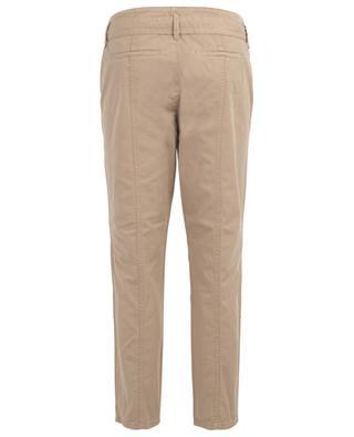 Pantalon chino fuselé avec ceinture Koralia CAMBIO