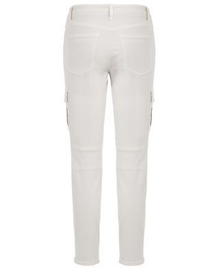 Pantalon slim en coton Ruby CAMBIO